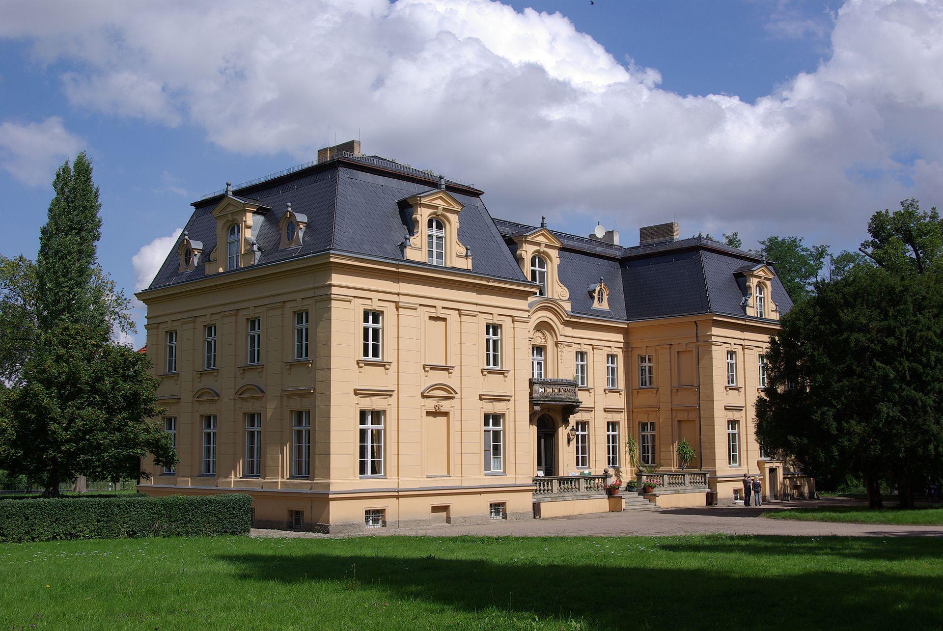 Bild Schloss Altranft