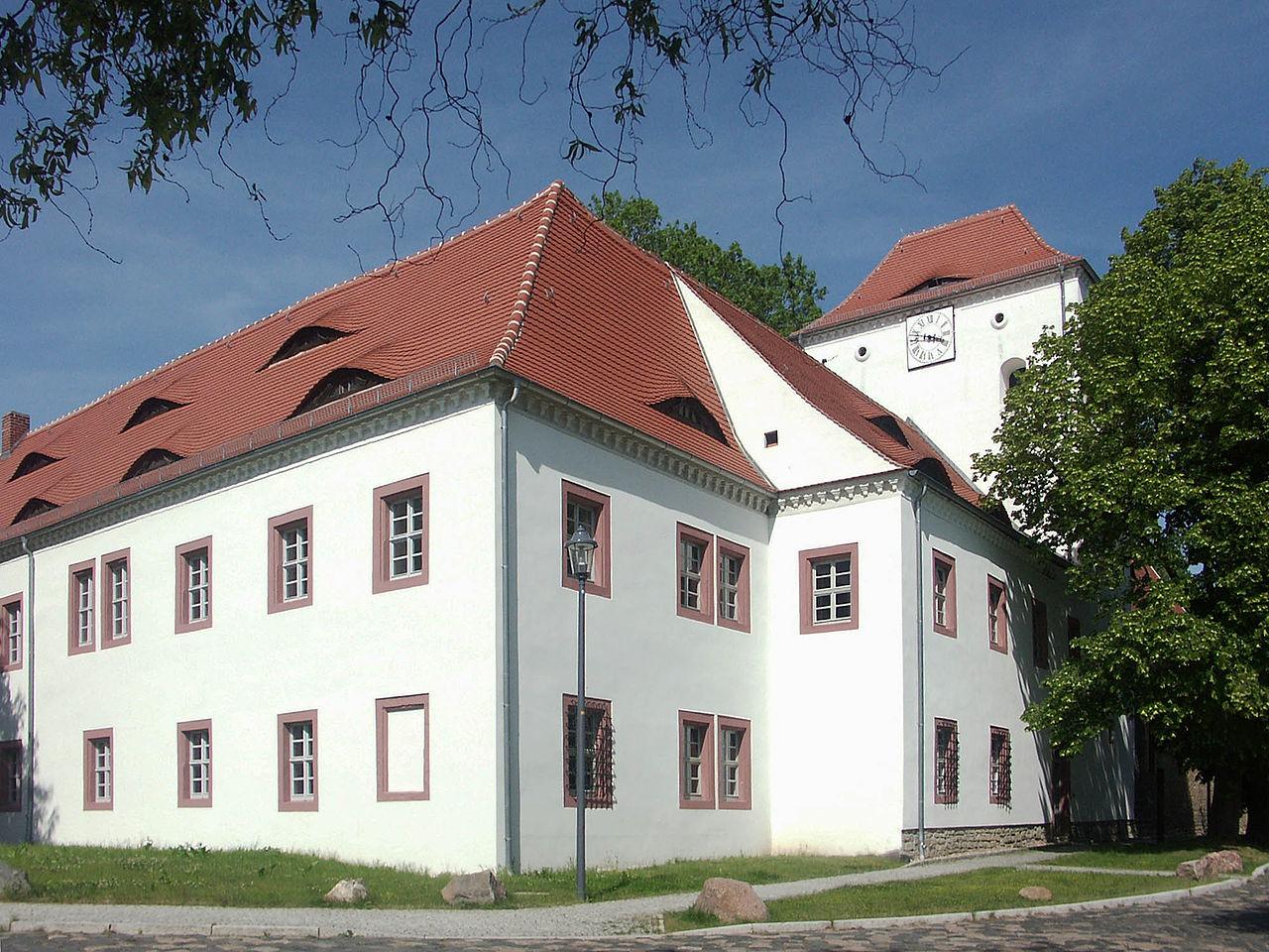 Bild Schloss Altranstädt