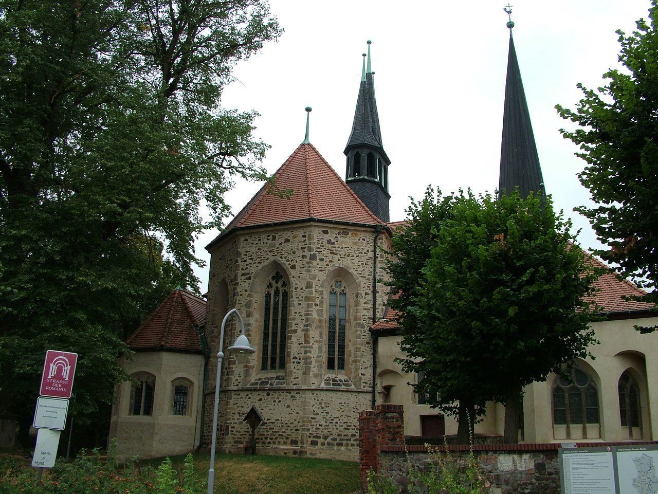 Bild Benediktinerkloster Groß Ammensleben