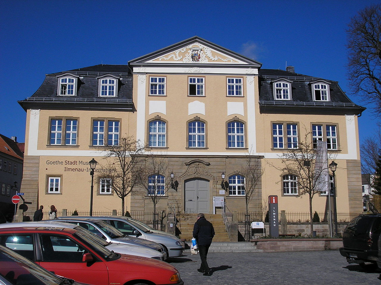 Bild GoetheStadtMuseum Ilmenau