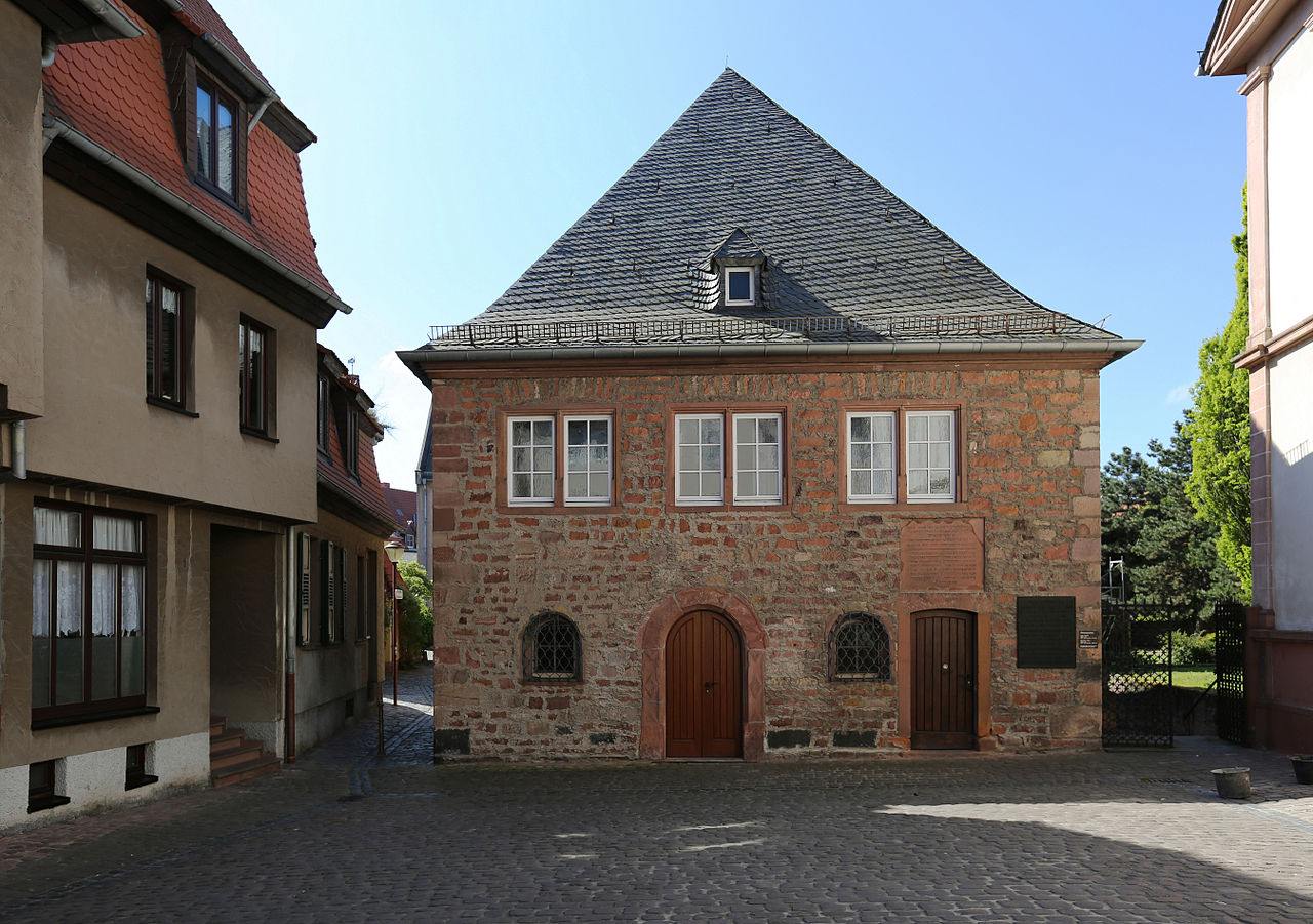 Bild Synagoge Worms