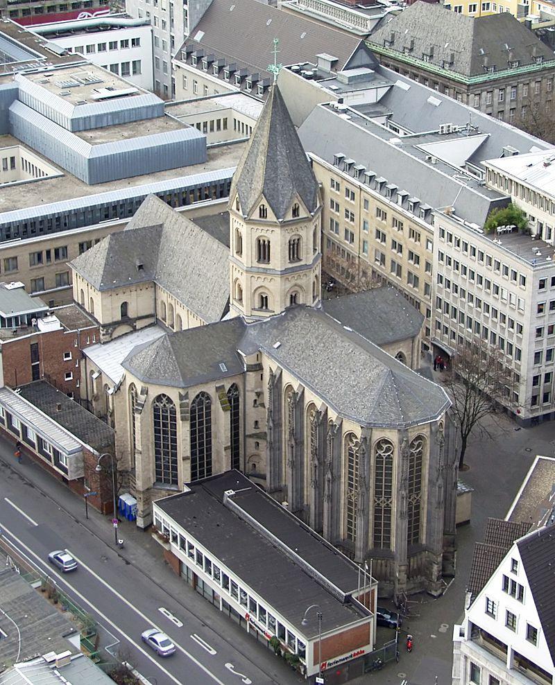 Bild Kirche St. Andreas Köln
