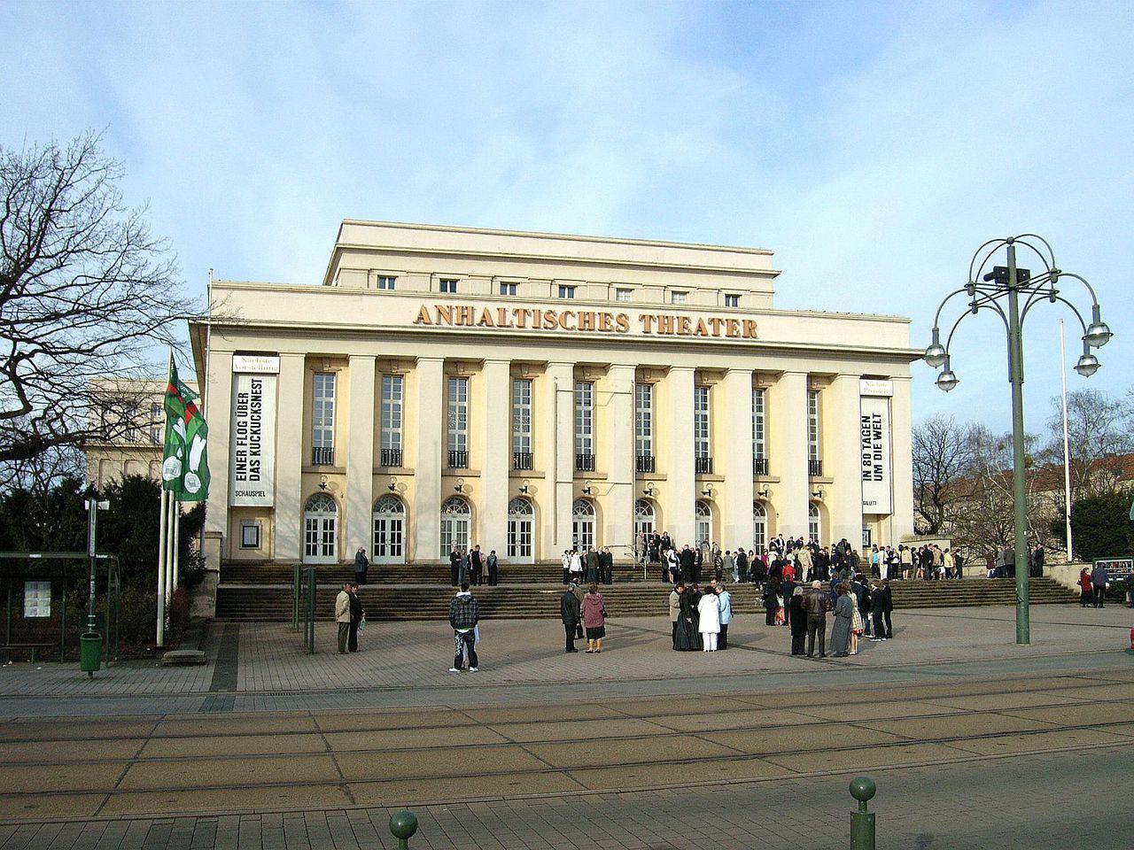 Bild Anhaltisches Theater Dessau