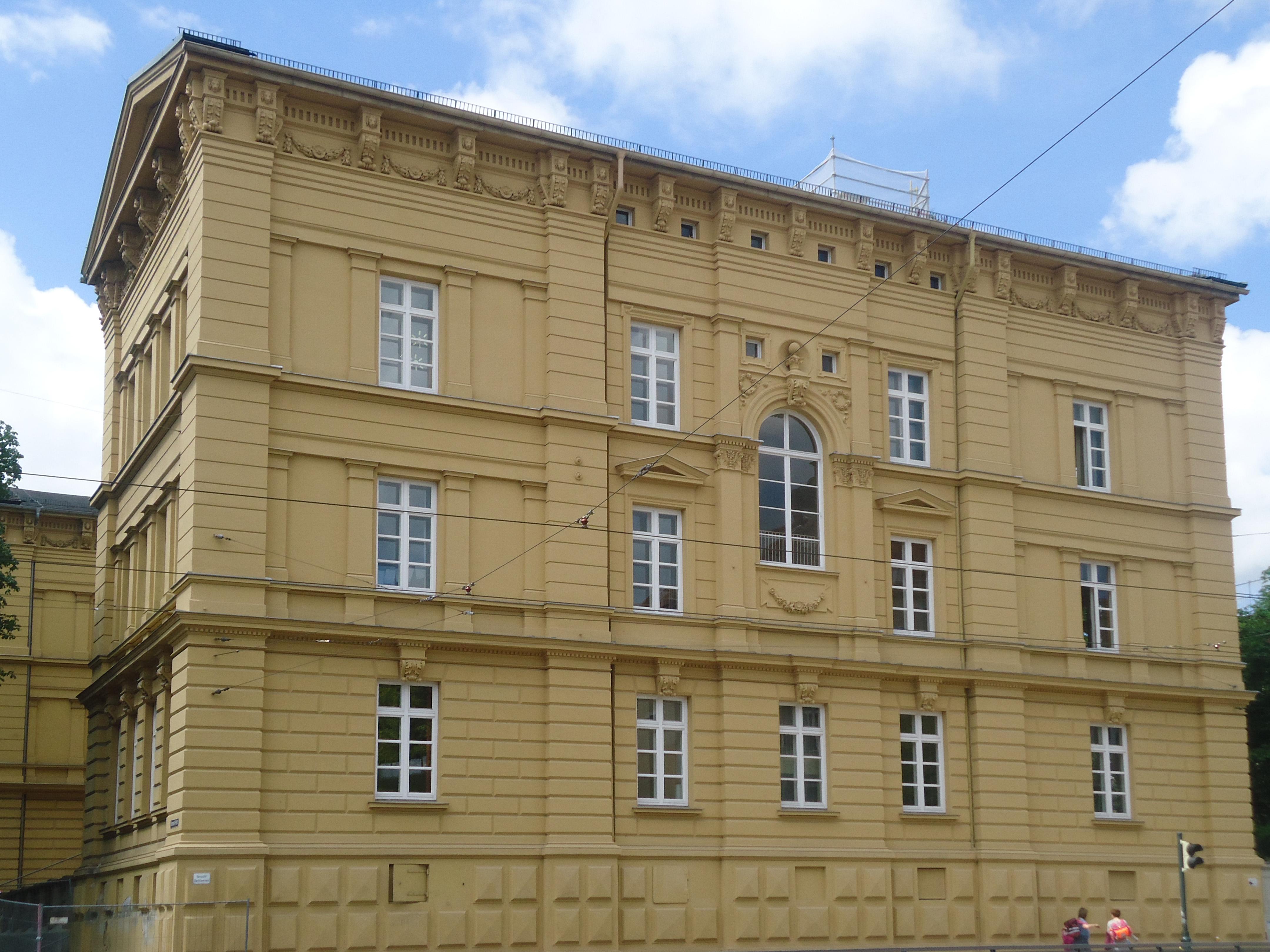 Bild St. Anna Grundschule Augsburg