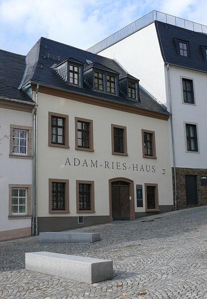 Bild Adam Ries Museum Annaberg Buchholz