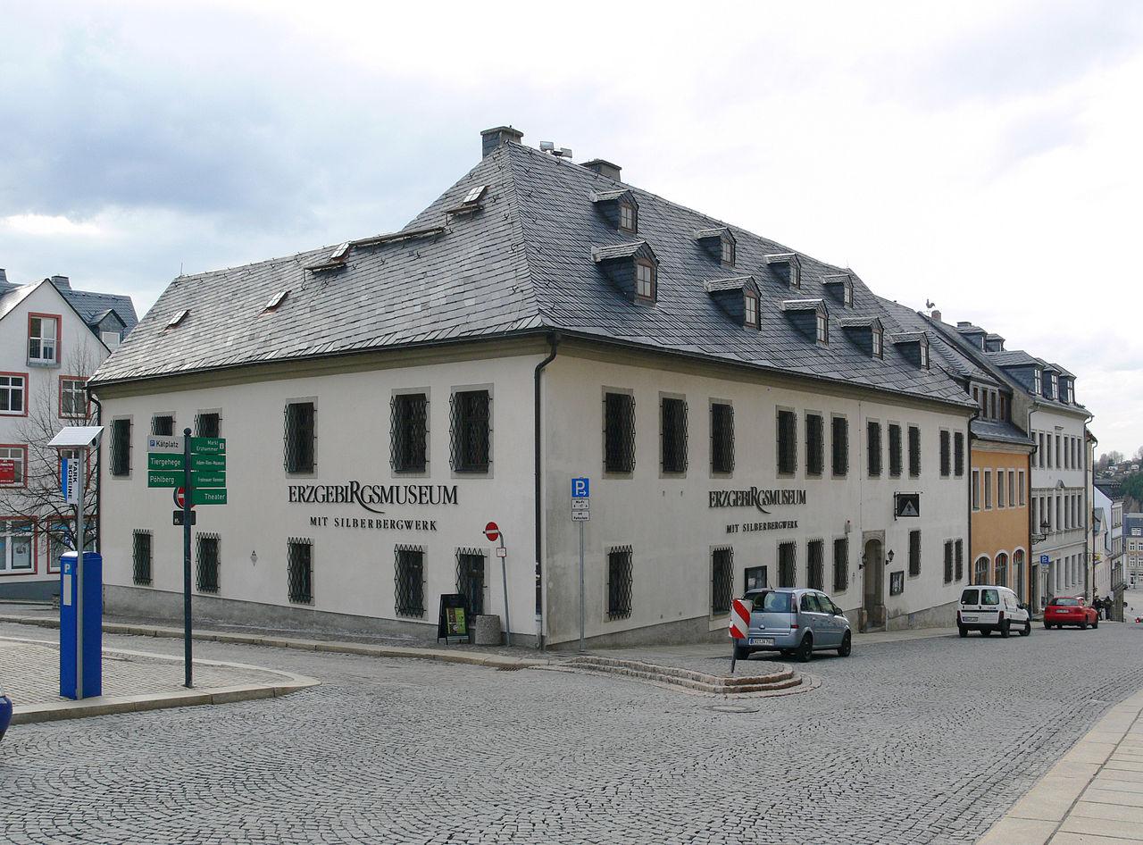 Bild Erzgebirgsmuseum Annaberg Buchholz