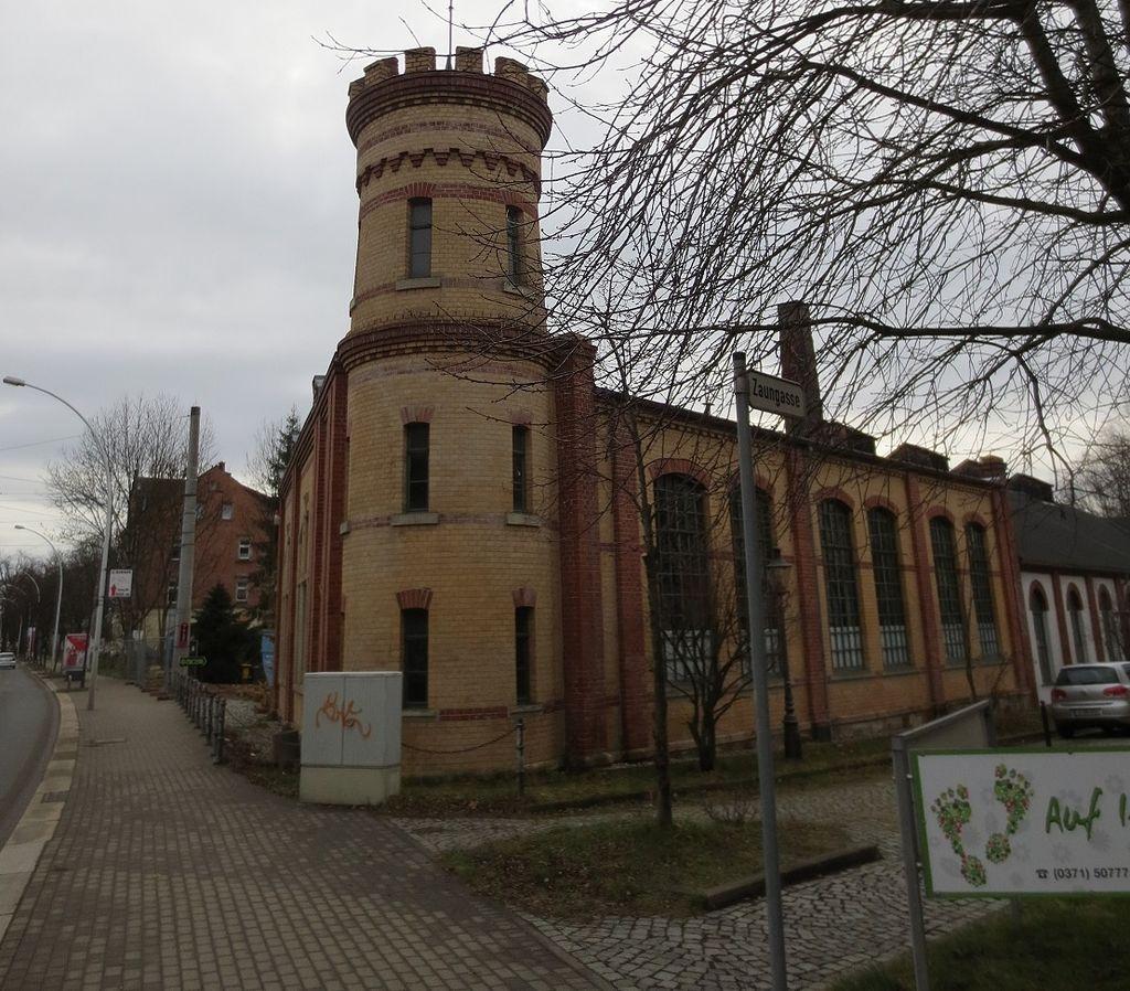 Bild Industriemuseum Chemnitz