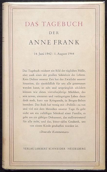 Bild Bildungsstätte Anne Frank Frankfurt am Main