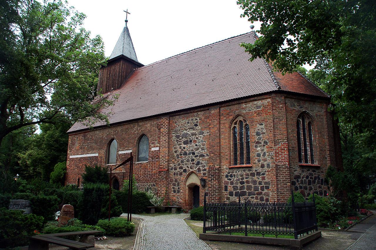 Bild Dorfkirche Dahlem
