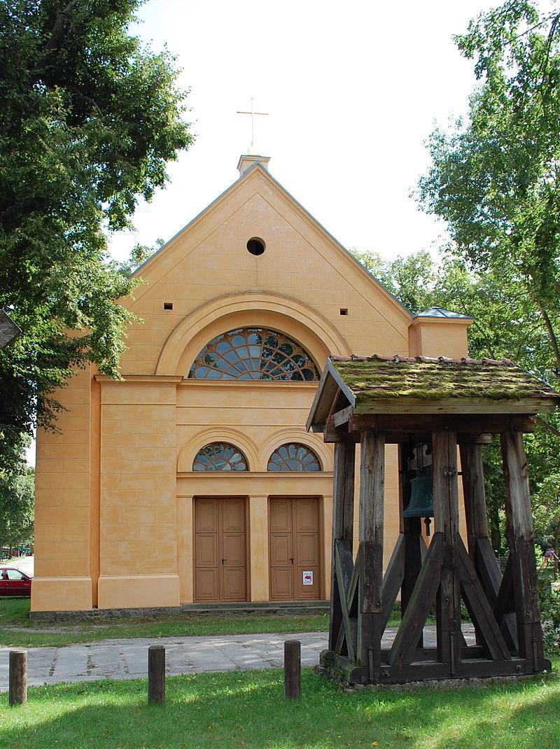 Bild Dorfkirche Annenwalde