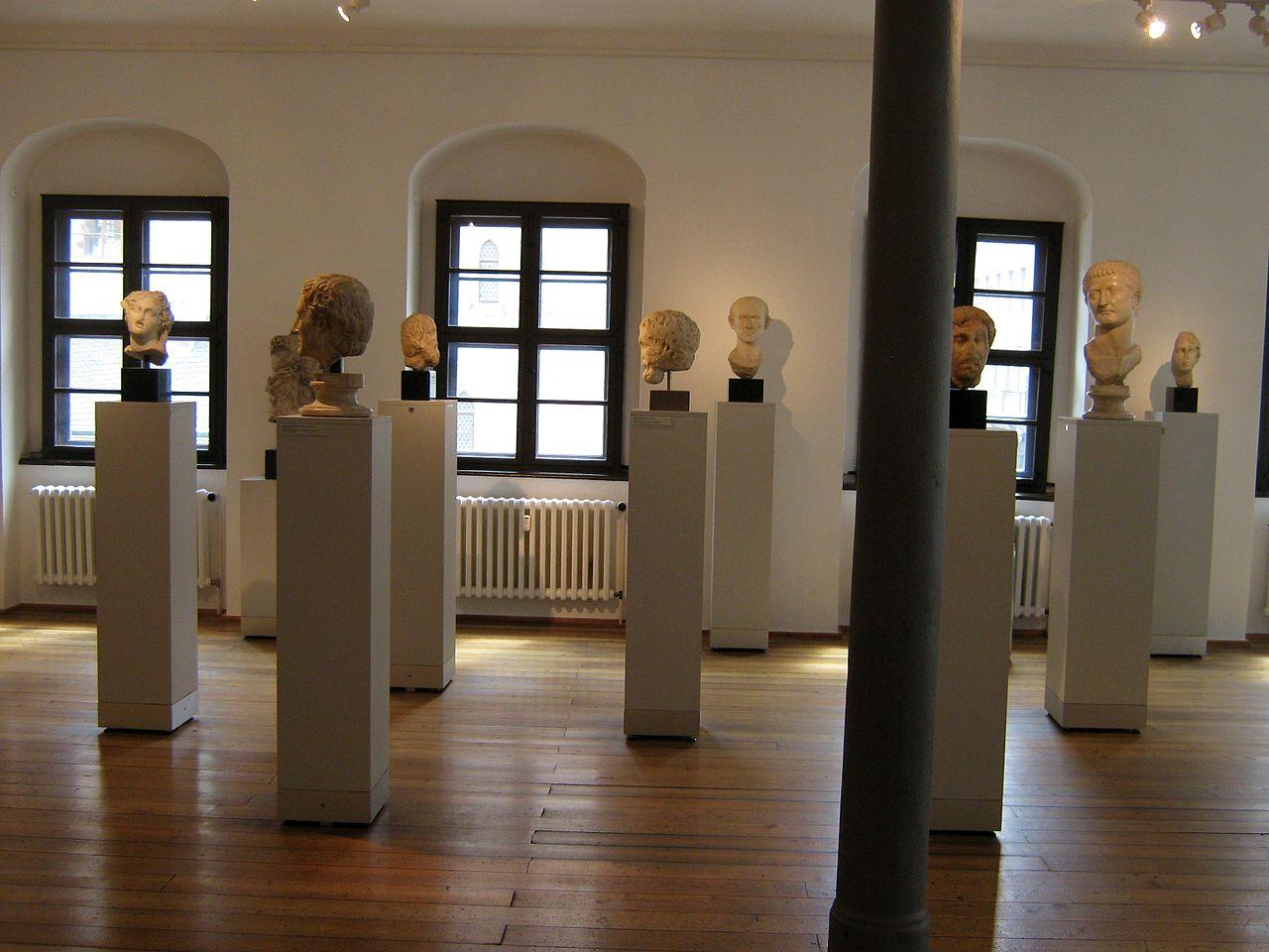 Bild Antikenmuseum der Universität Leipzig