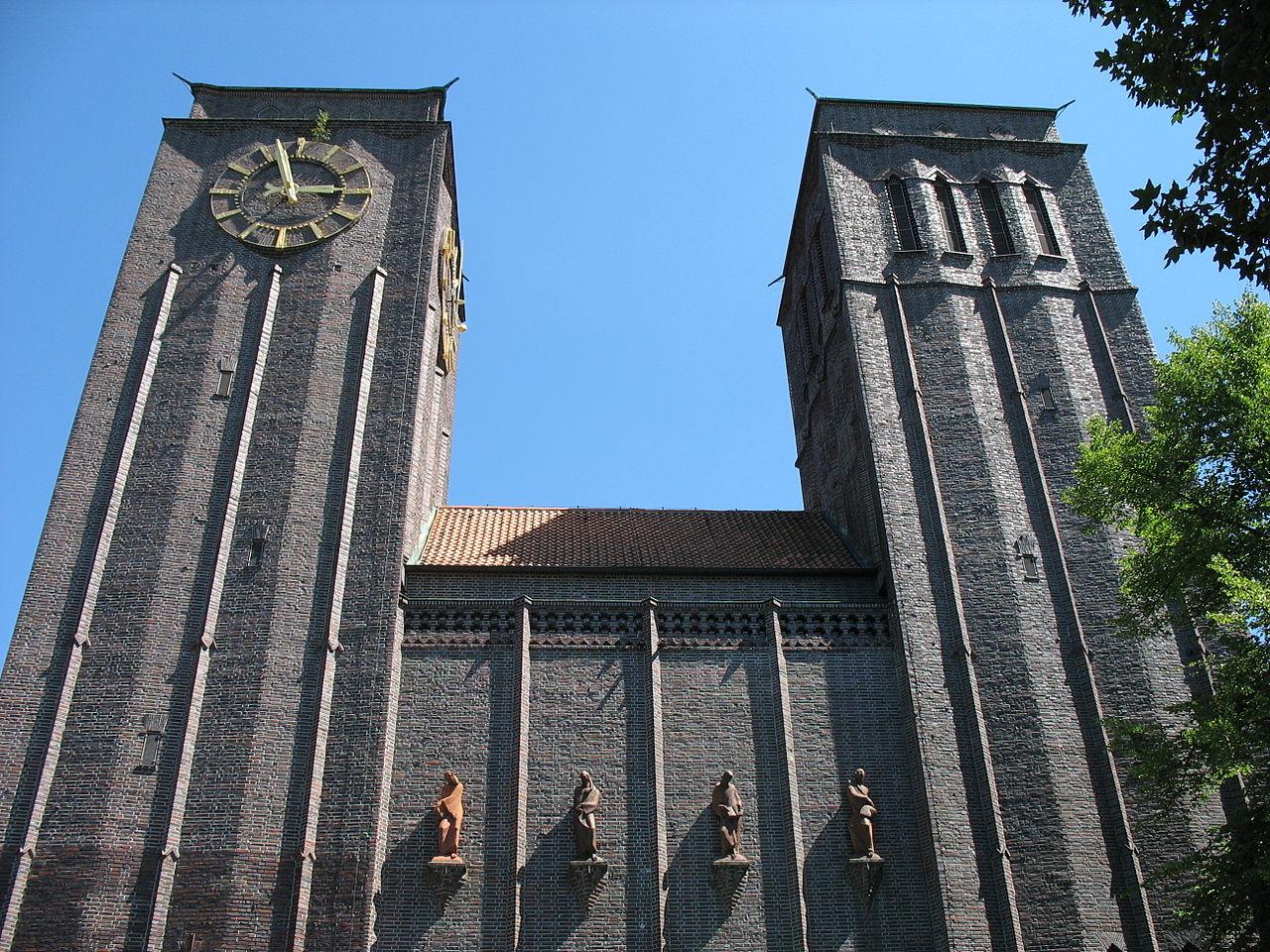 Bild Kirche St. Anton Augsburg