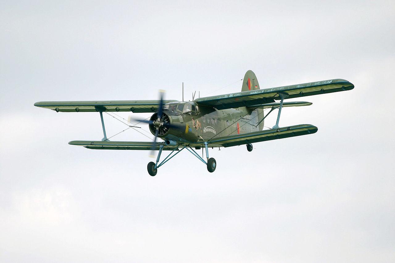 Bild Antonov Rundflug Egelsbach