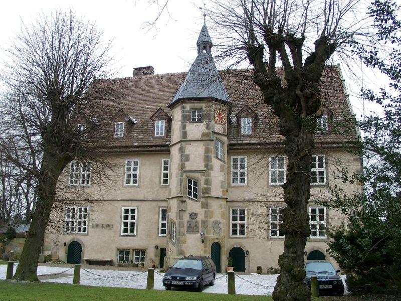 Bild Schloss von Hammerstein Apelern