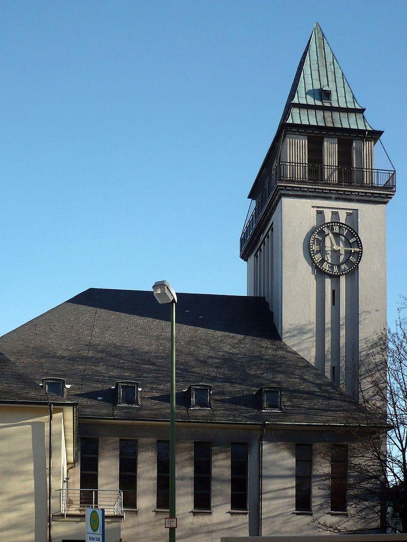 Bild Apostelkirche Essen