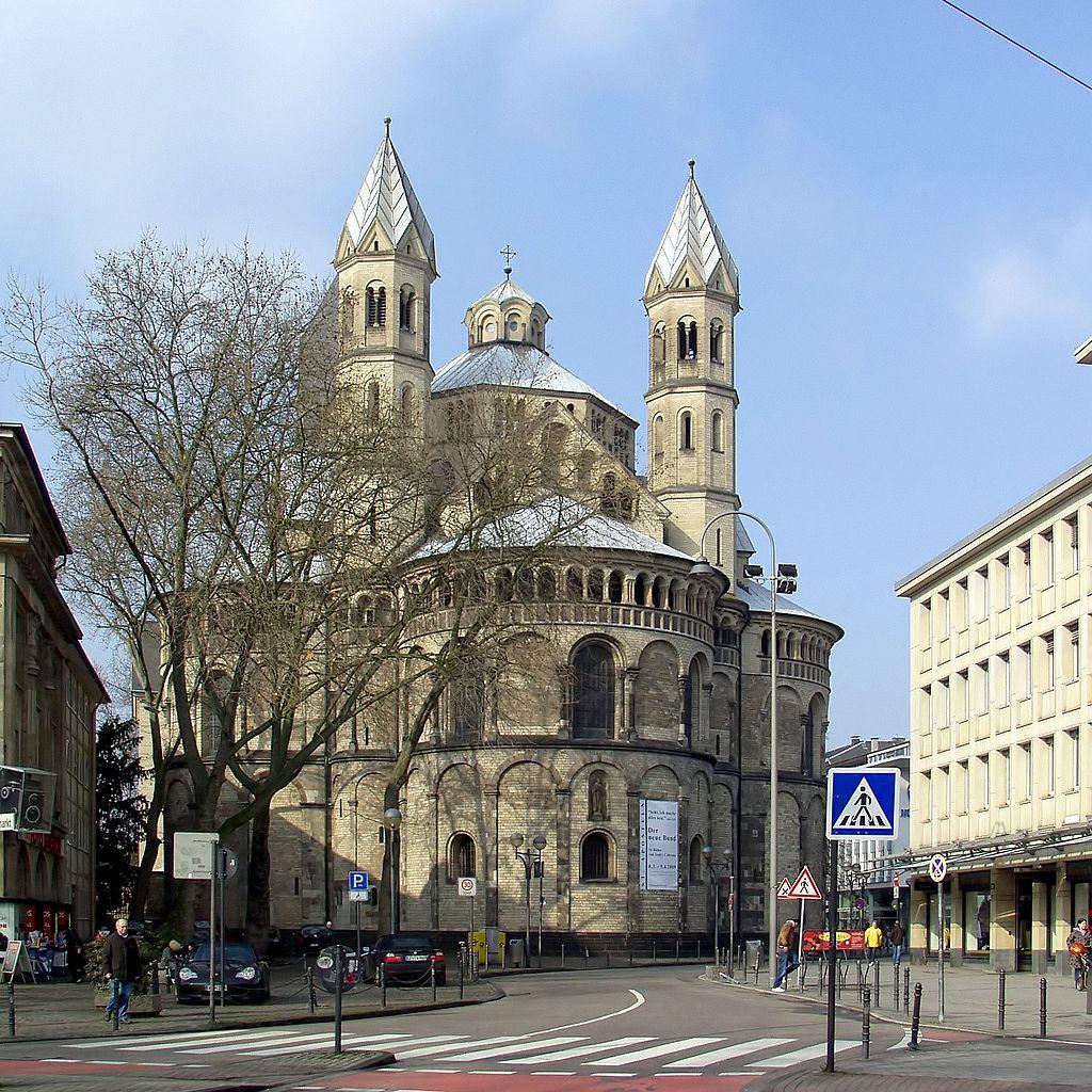 Bild Kirche St. Aposteln Köln