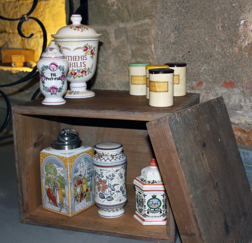 Bild Apothekenmuseum Schwaigern