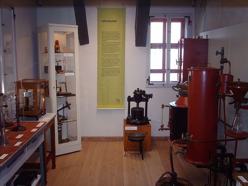 Bild Thüringer Apothekenmuseum Bad Langensalza