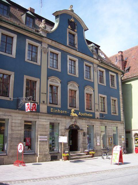 Bild Einhorn Apotheke Weißenburg