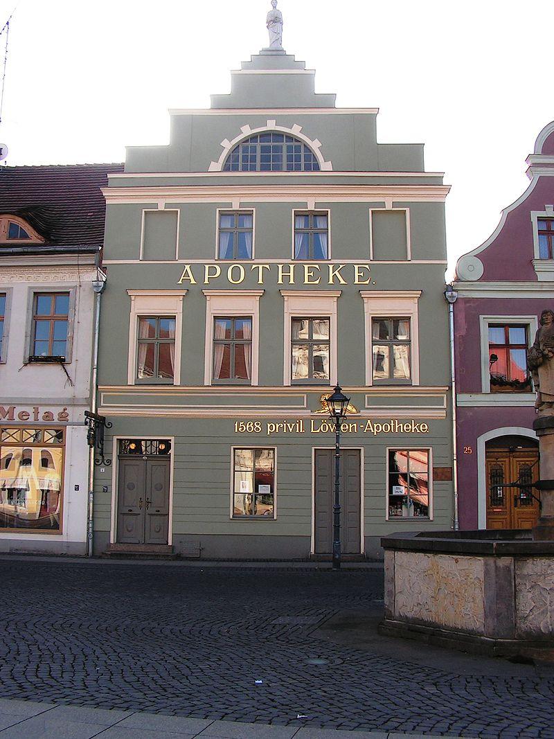 Bild Brandenburgisches Apothekenmuseum Cottbus