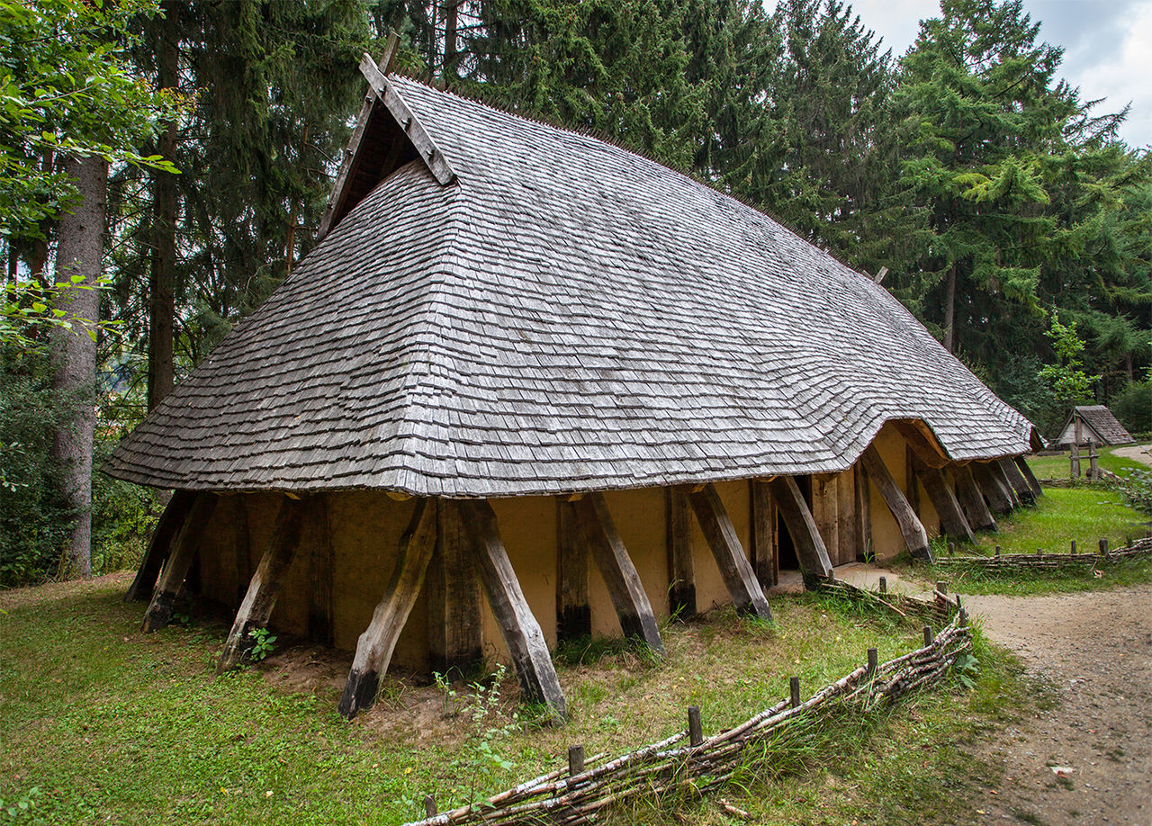 Bild Archäologisches Freilichtmuseum Oerlinghausen