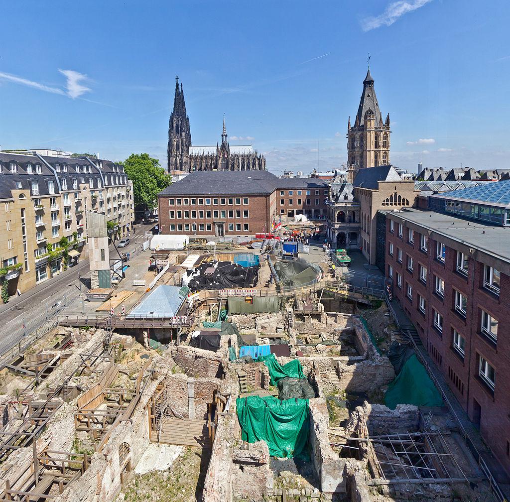 Bild Archäologische Zone und Jüdisches Museum Köln