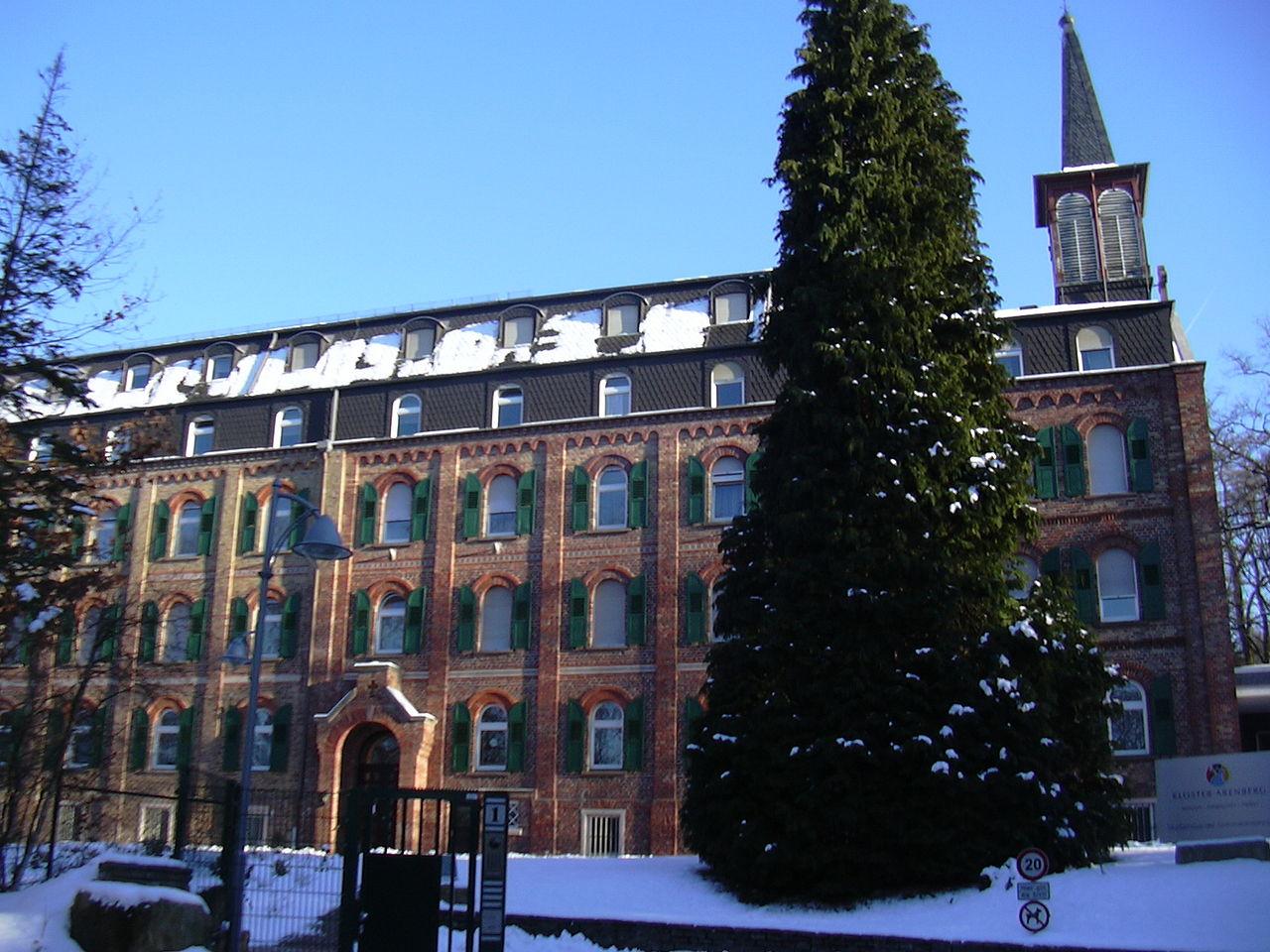 Bild Kloster Arenberg Koblenz