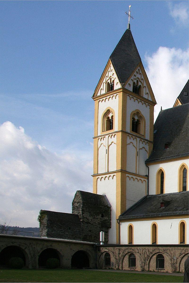 Bild Kloster Arnstein Obernhof