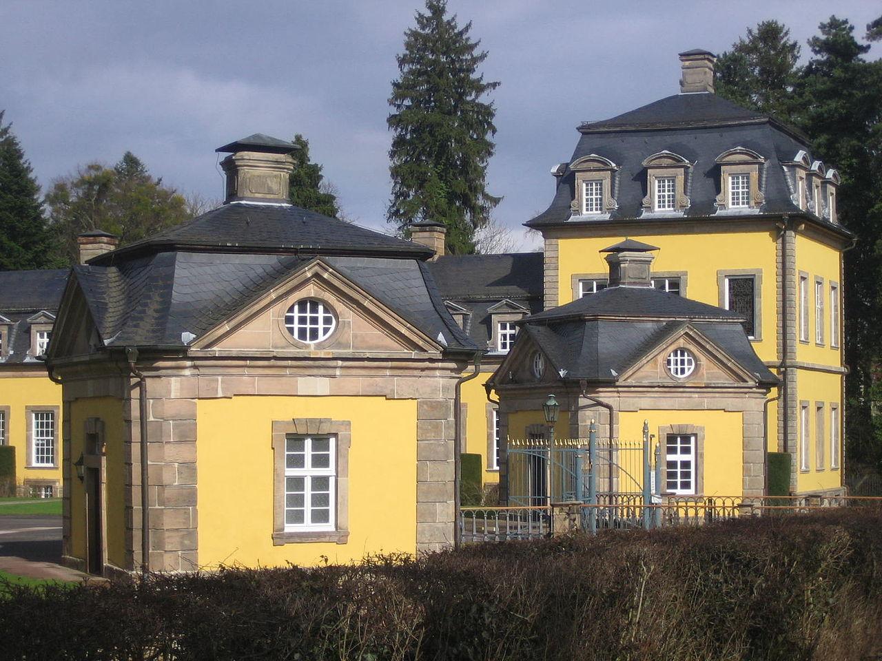 Bild Residenzschloss Bad Arolsen