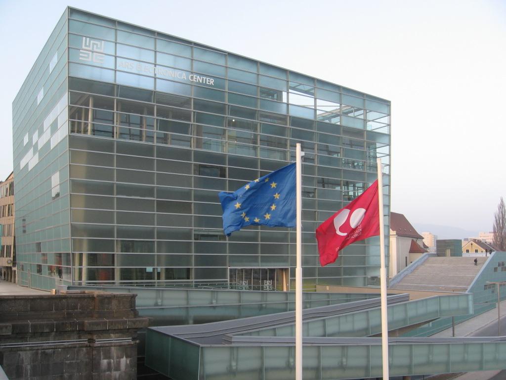 Bild Ars Electronica Center Linz