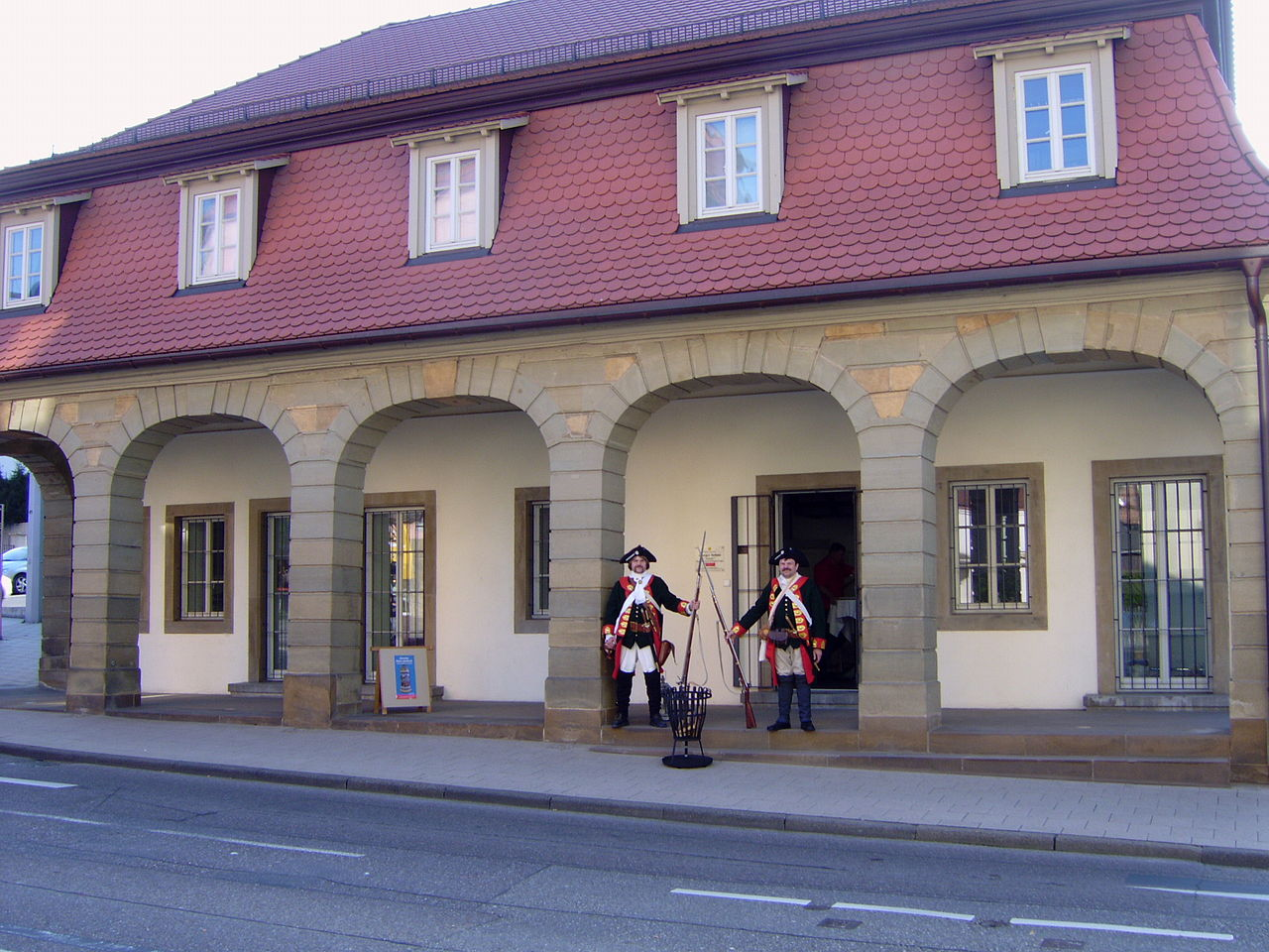 Bild Garnisonmuseum Ludwigsburg