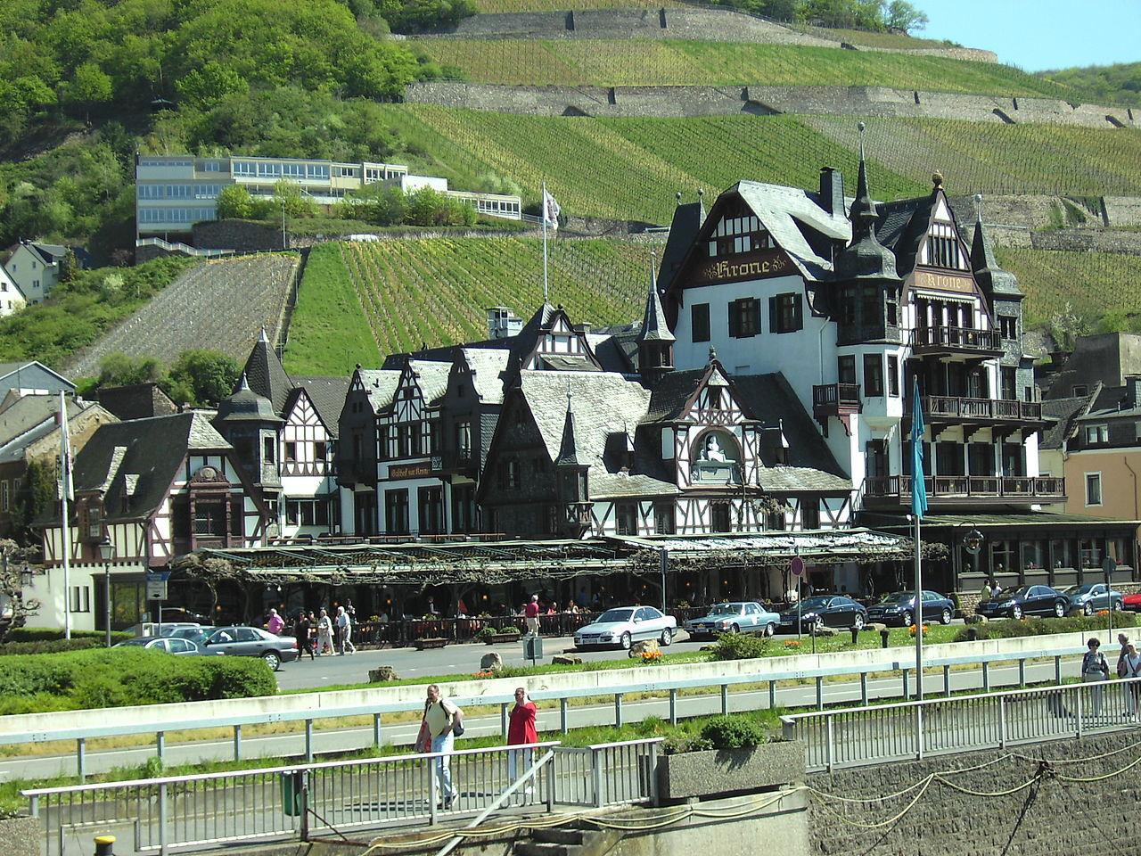 Bild Hotel Krone Assmannshausen