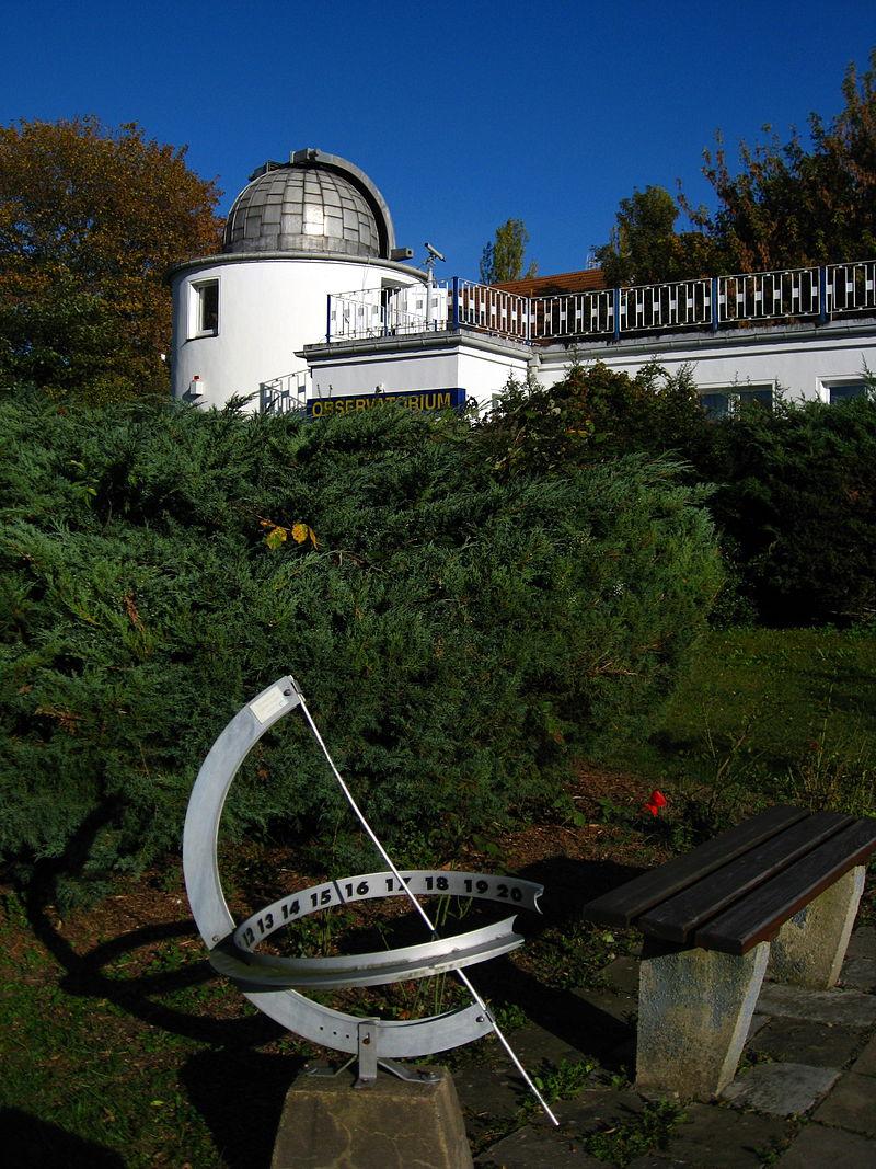 Bild Astronomisches Zentrum Schkeuditz