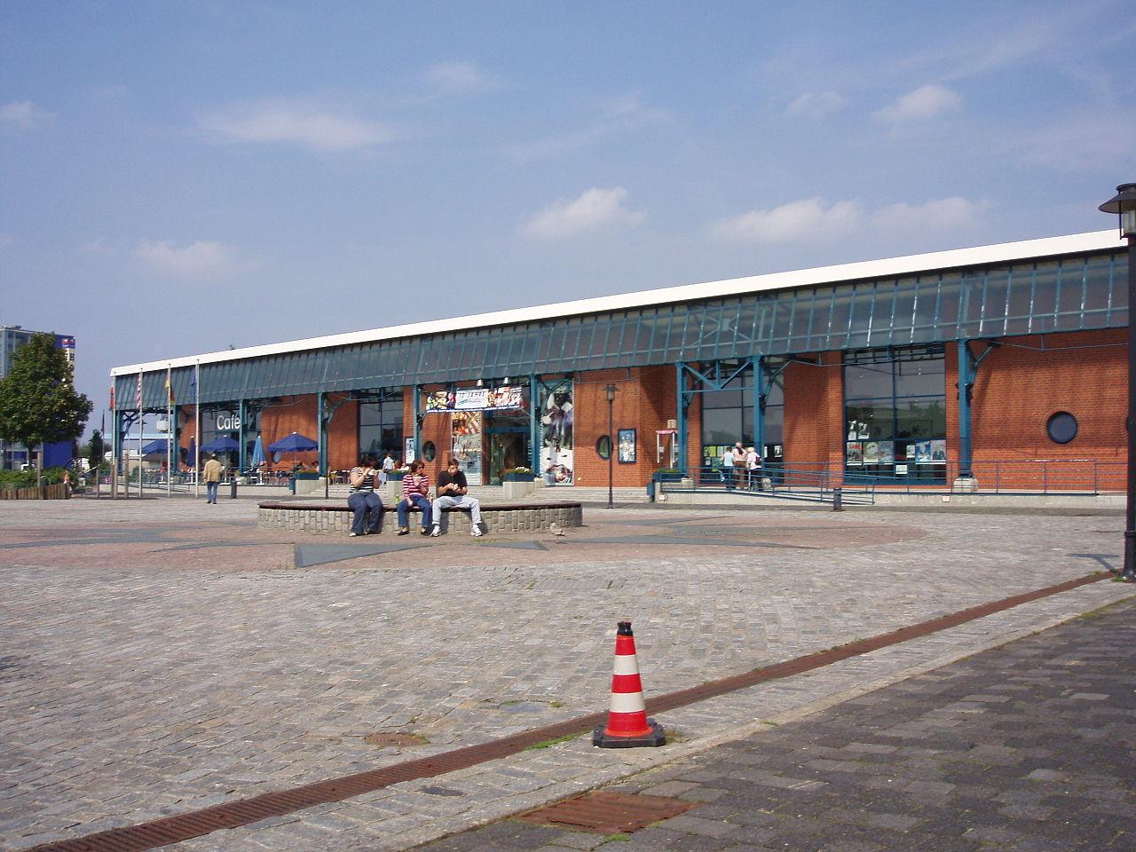 Bild Atlanticum im Forum Fischbahnhof Bremerhaven
