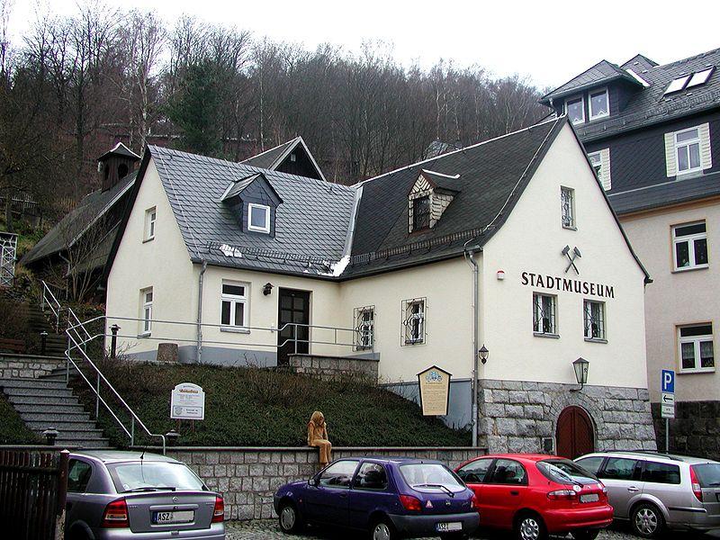 Bild Stadtmuseum Aue