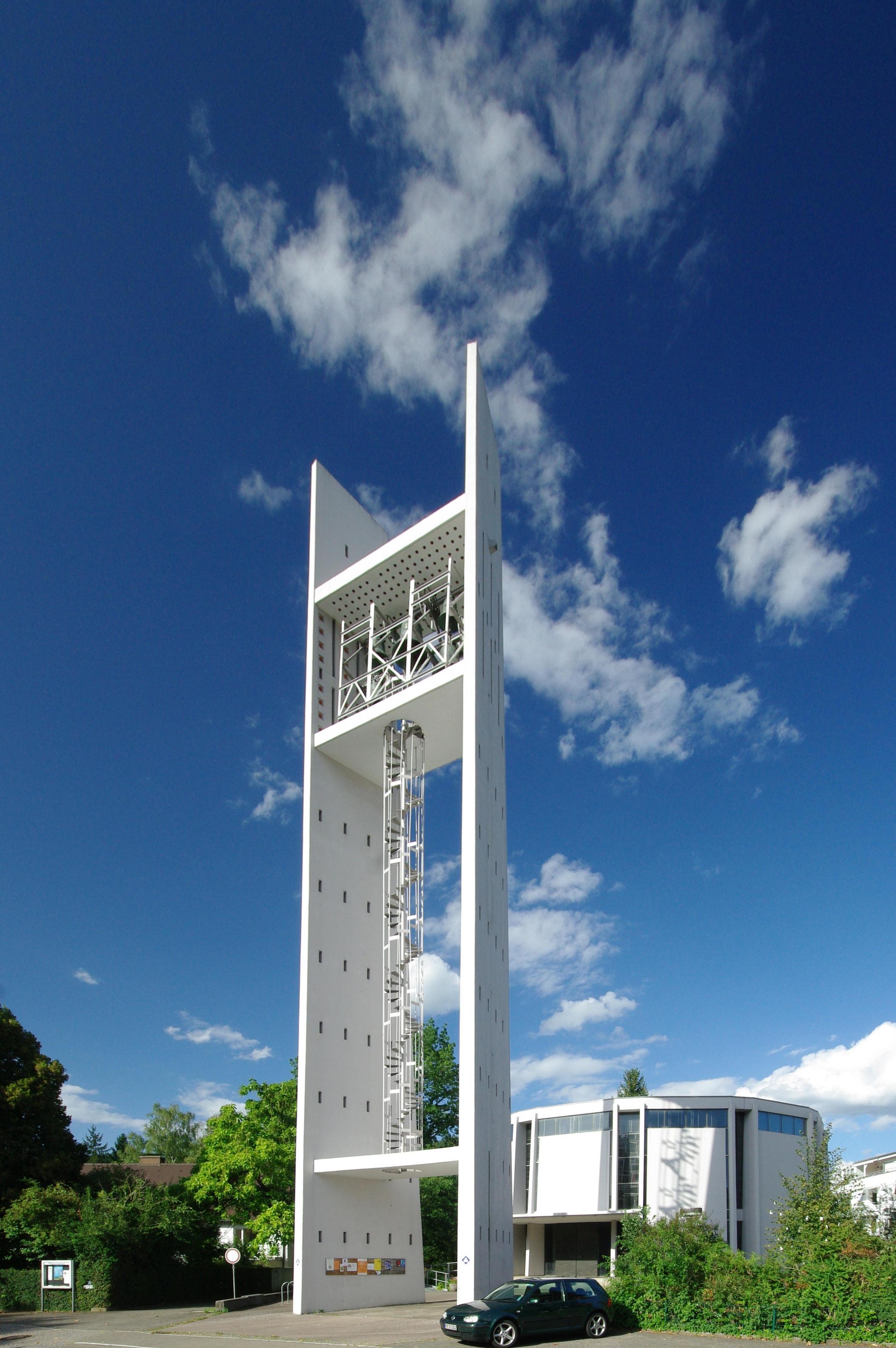 Bild Auferstehungskirche Freiburg