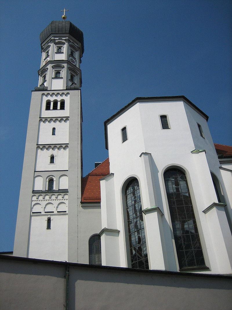 Bild Kloster Heilig Kreuz Augsburg