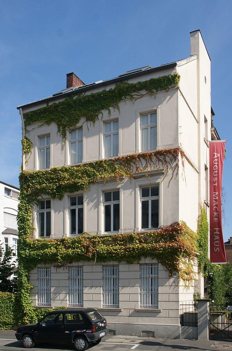 Bild August Macke Haus Bonn