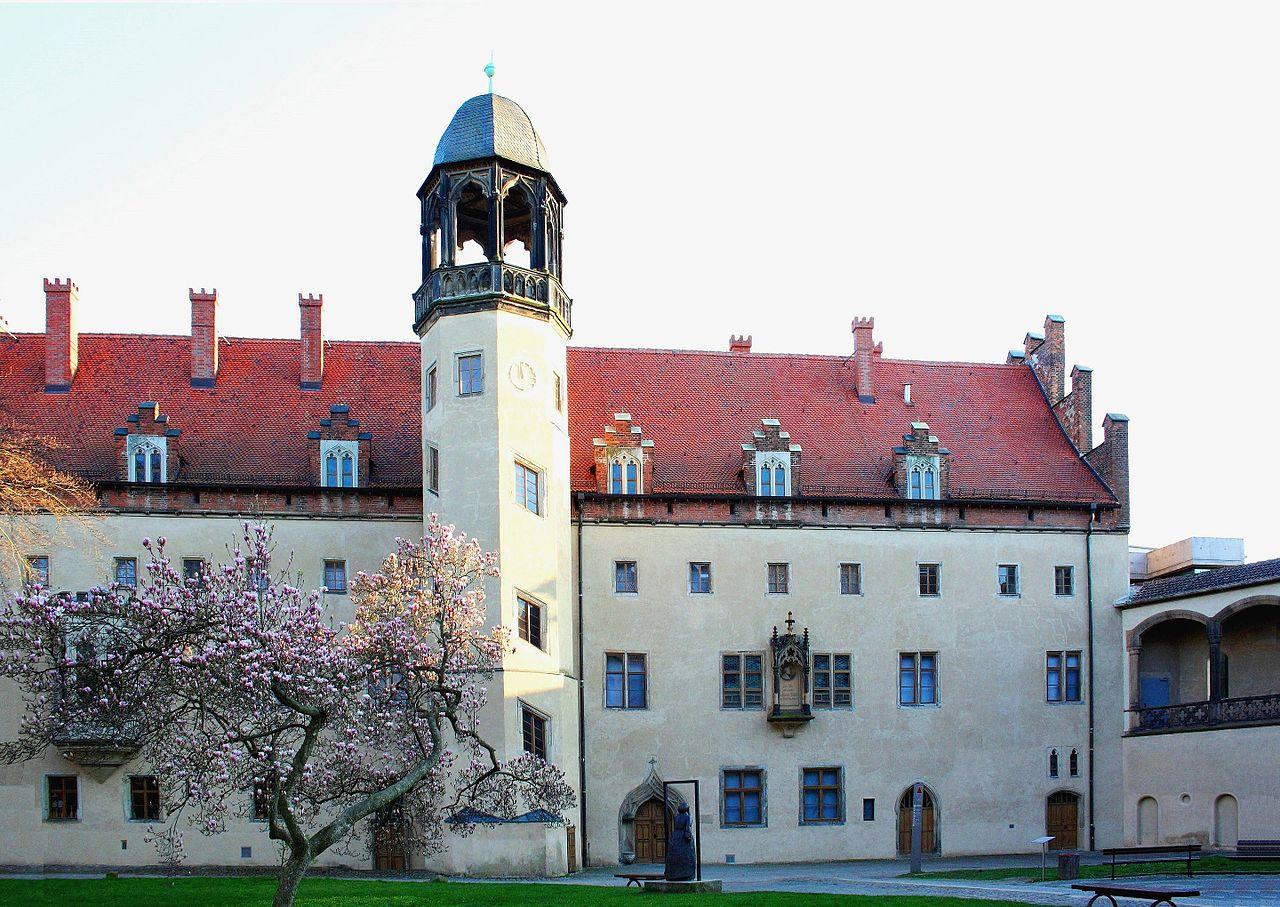 Bild Lutherhaus Wittenberg