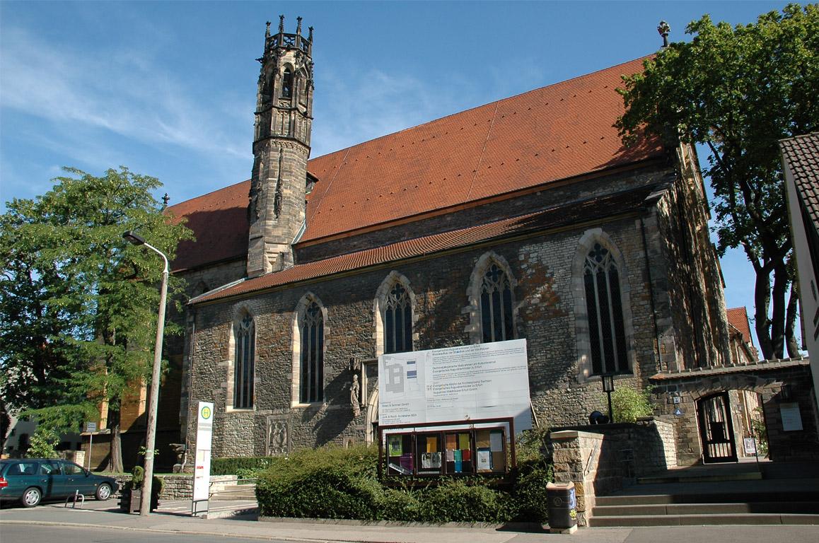 Bild Augustinerkloster Erfurt