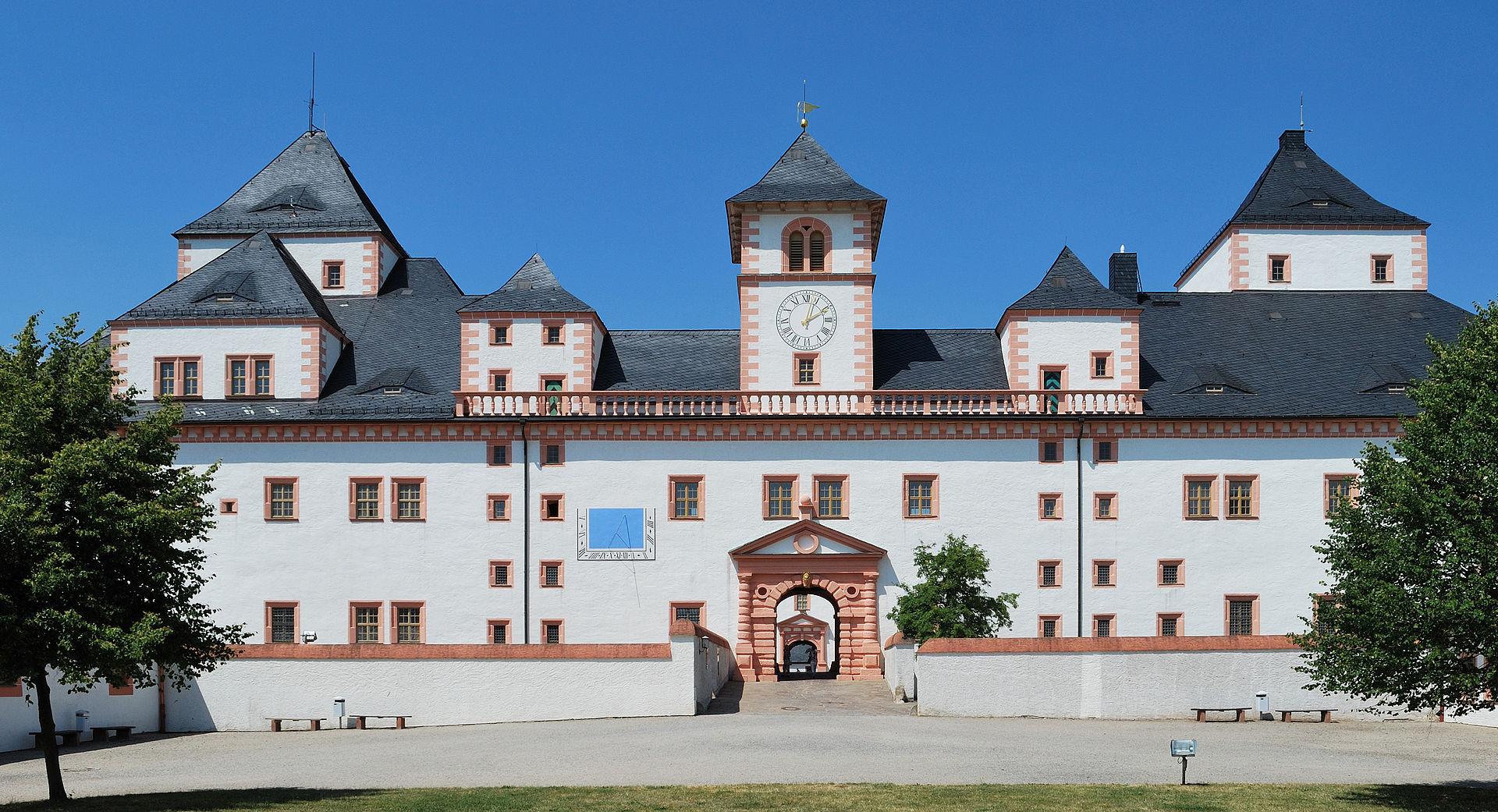 Bild Schloss Augustusburg
