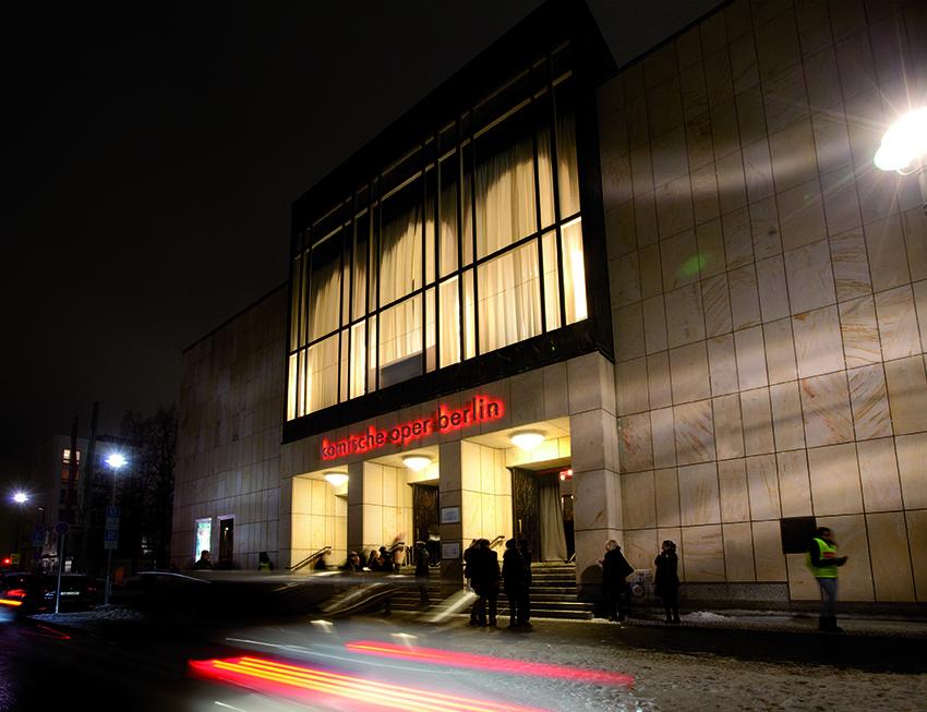 Bild Komische Oper Berlin