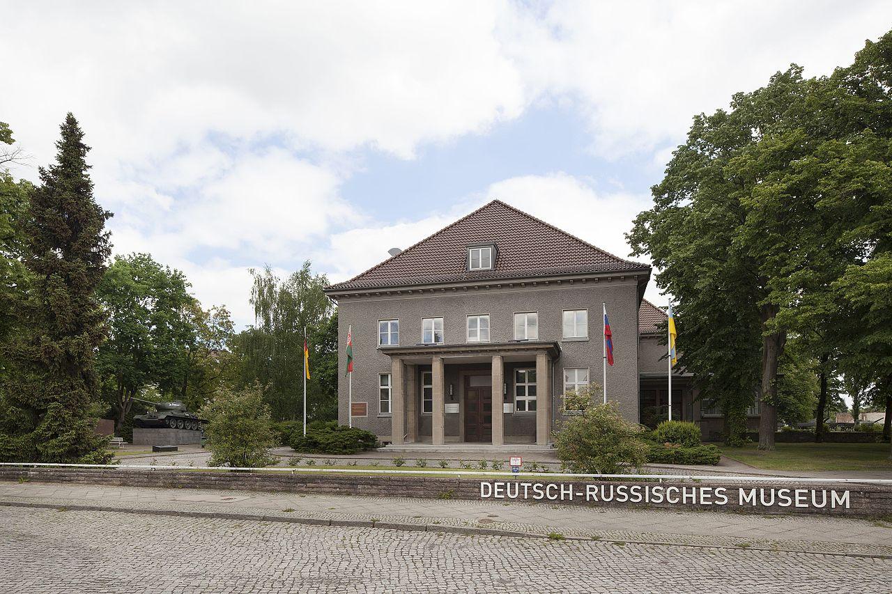Bild Deutsch Russisches Museum Karlshorst