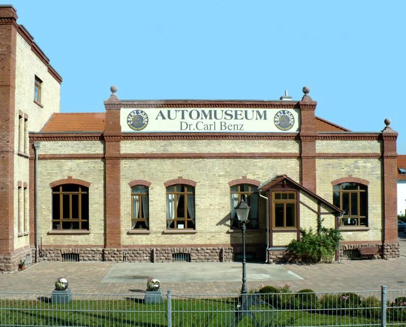 Bild Automuseum Dr. Carl Benz Ladenburg