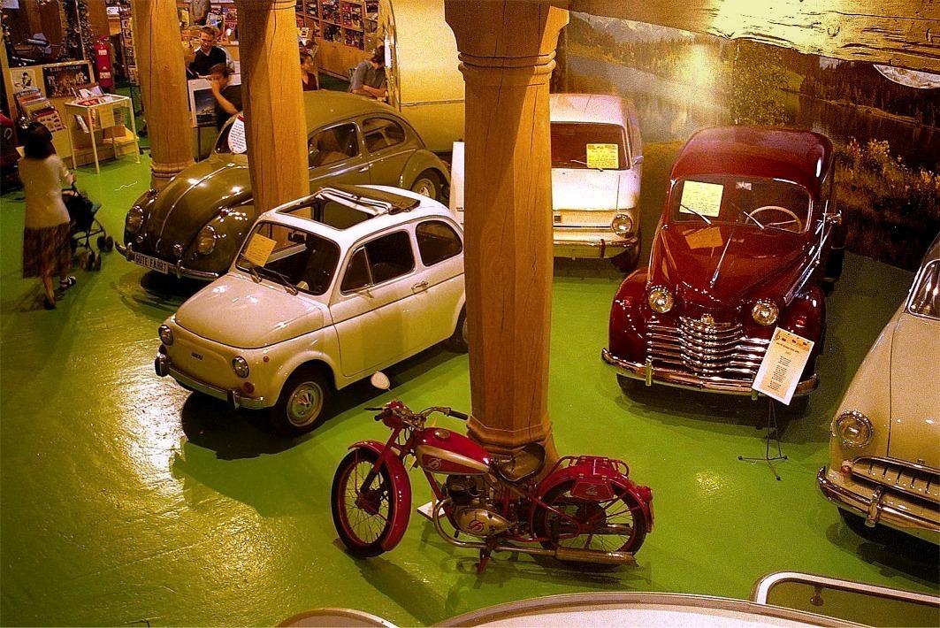 Bild Automuseum Fritz B. Busch Wolfegg