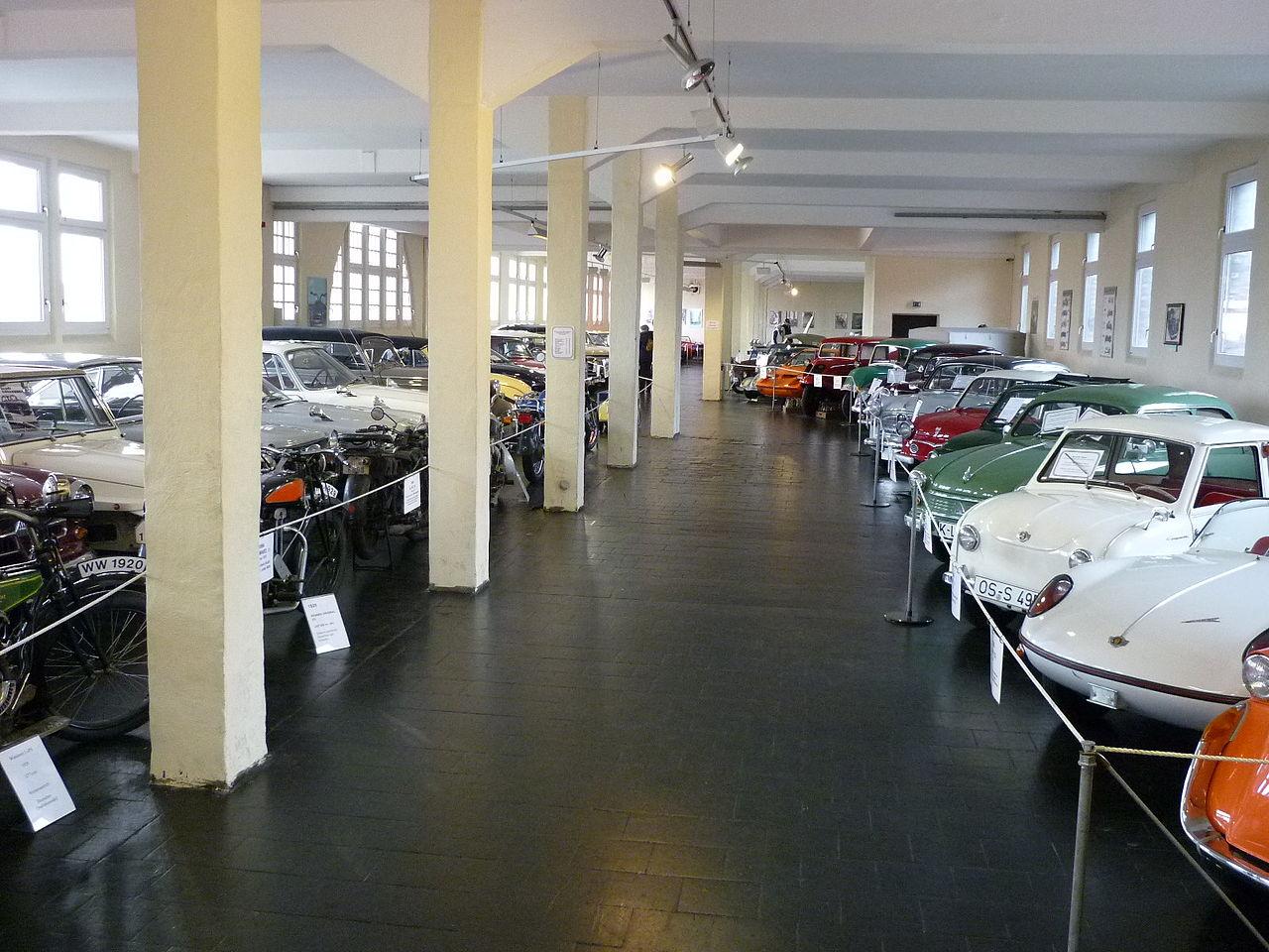 Bild Automuseum Melle