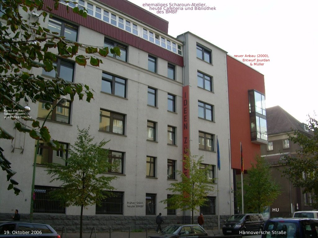 Bild Ehemalige Ständige Vertretung der Bundesrepublik Berlin