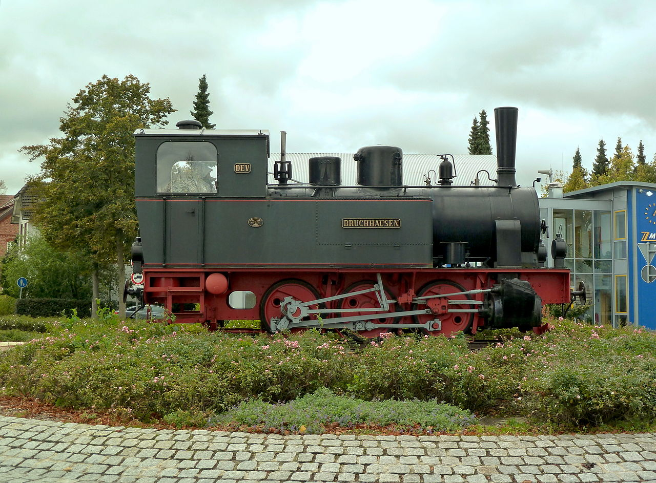 Bild Niedersächsisches Kleinbahnmuseum Bruchhausen Vilsen