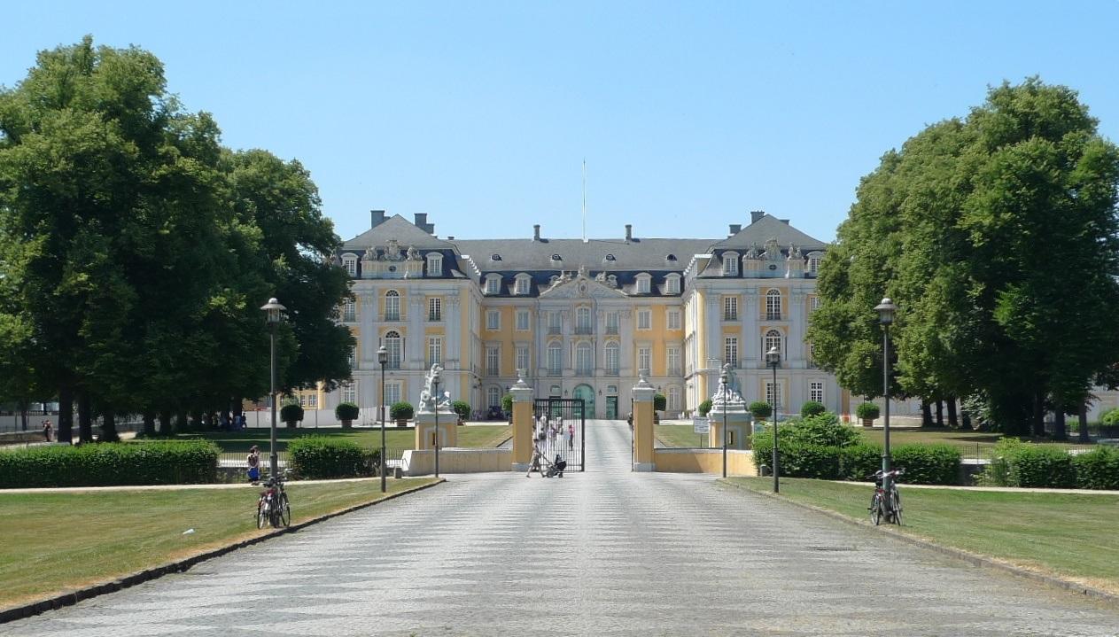 Bild Schloss Augustusburg Brühl