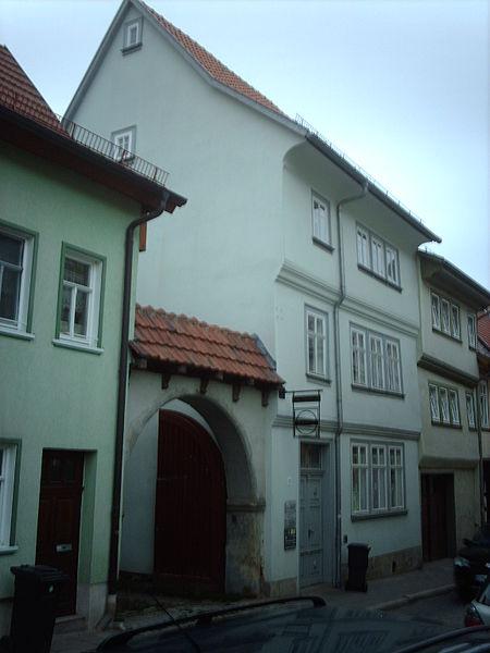 Bild Bachhaus Arnstadt